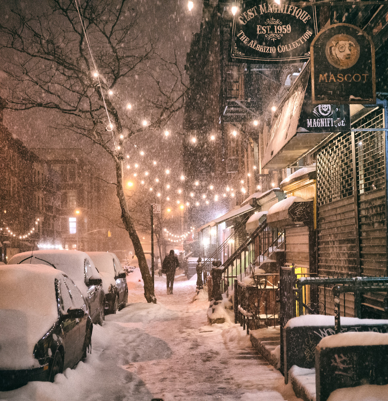 Free Download New York Images Winter In New York City Hd Wallpaper