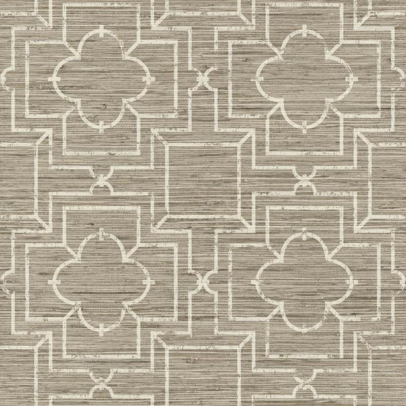 Wallpaper Geometric Irongate Trellis Wallpaper 800x800