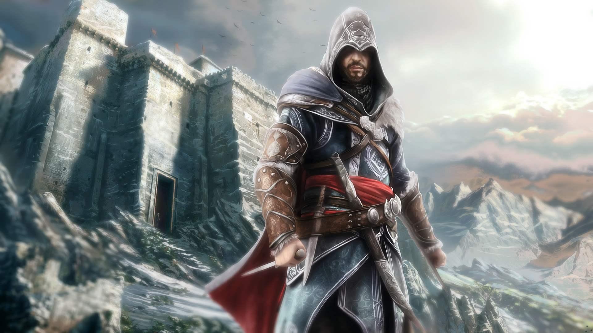 Ezio Assassins Creed Revelations Wallpapers Best Wallpapers Fan 1920x1080