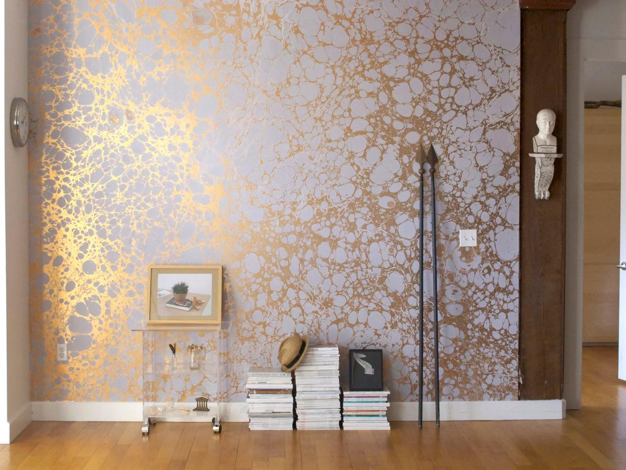Metallic marble wallpaper   Pinpina Designers Wallpaper 1280x960