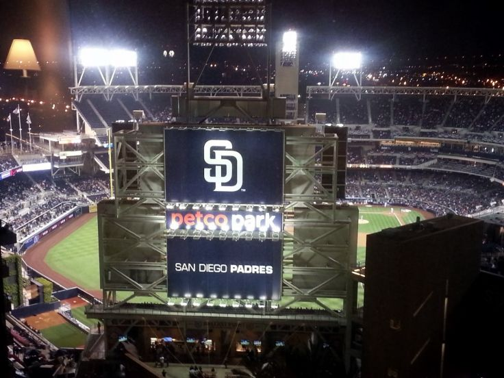 SAN DIEGO PADRES mlb baseball 25 wallpaper background 736x552