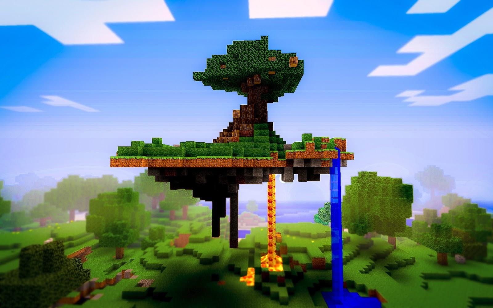 Best Minecraft Wallpaper 1080p   HD Wallpaper 1600x1000