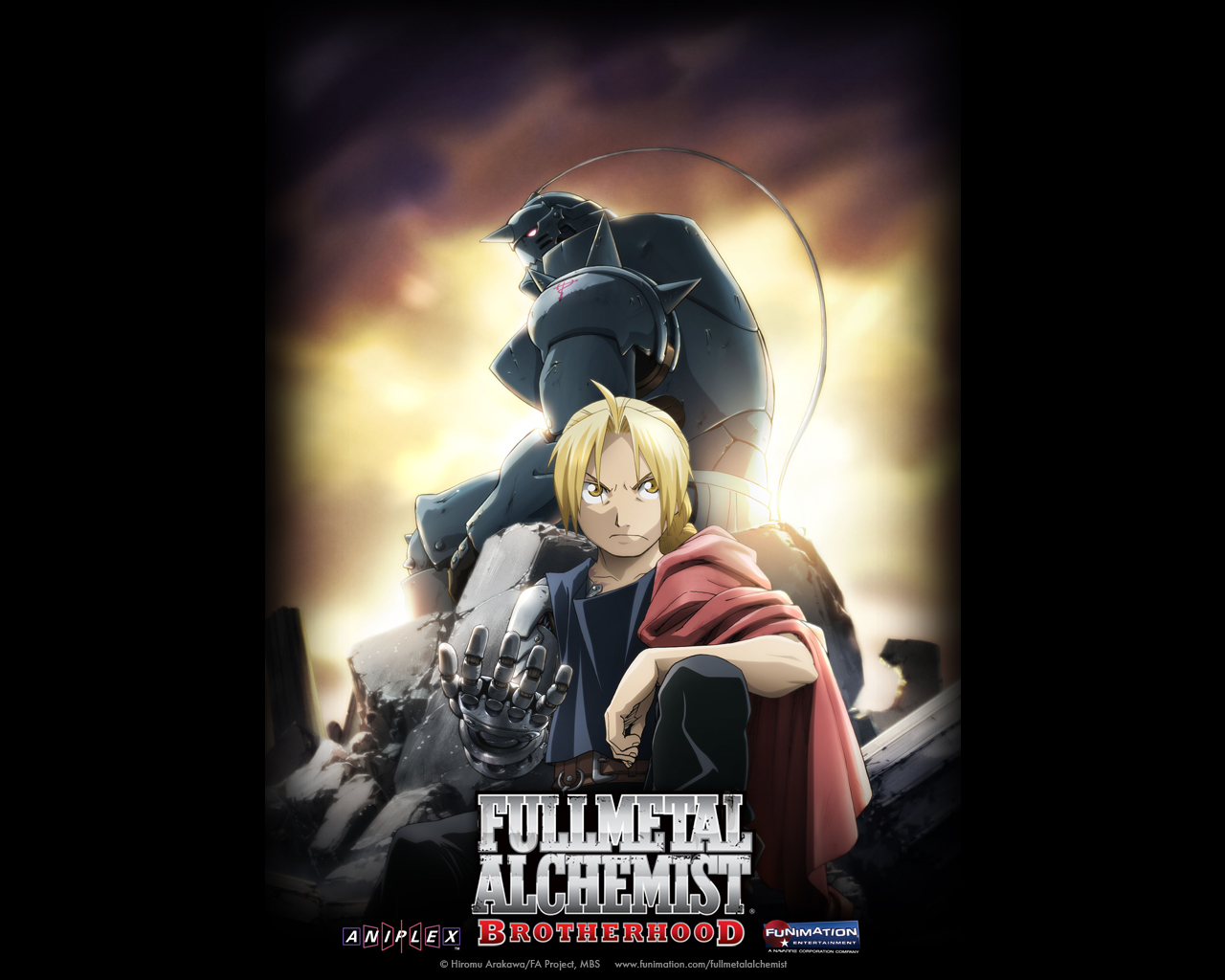 Full Metal Alchemist wallpapers Full Metal Alchemist background 1280x1024
