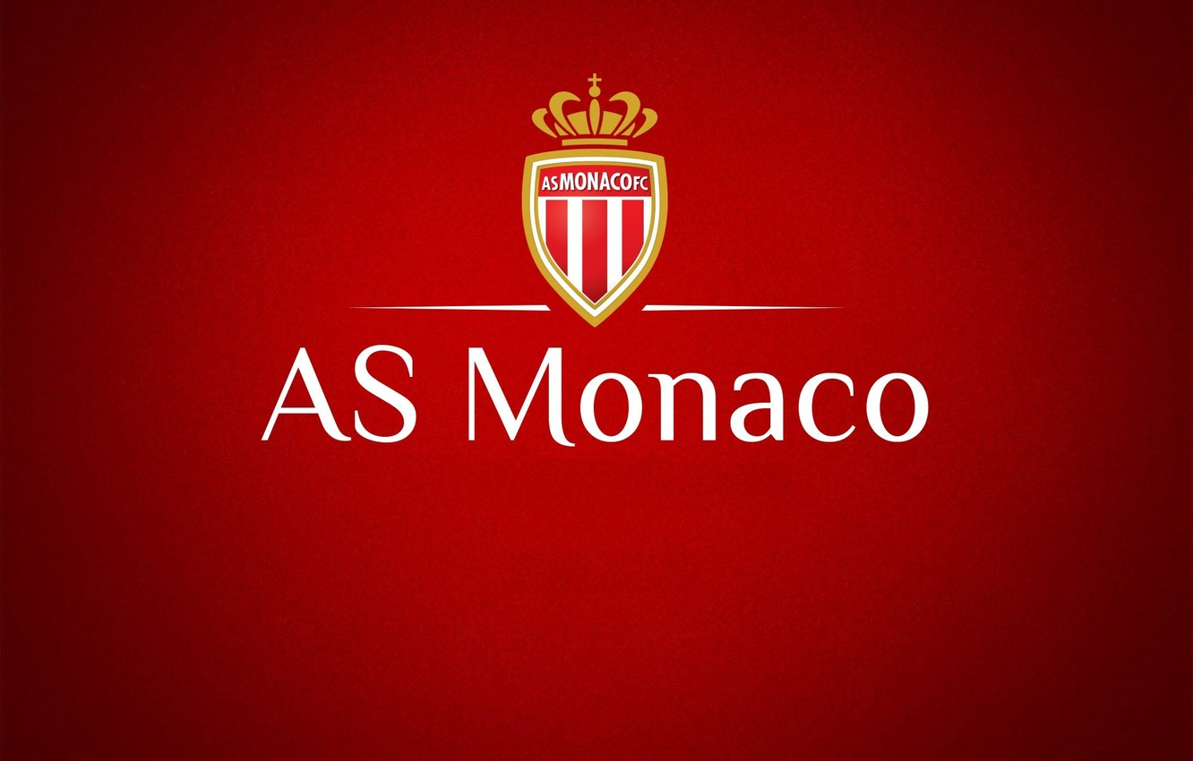 Wallpaper wallpaper sport logo football AS Monaco FC images 1332x850