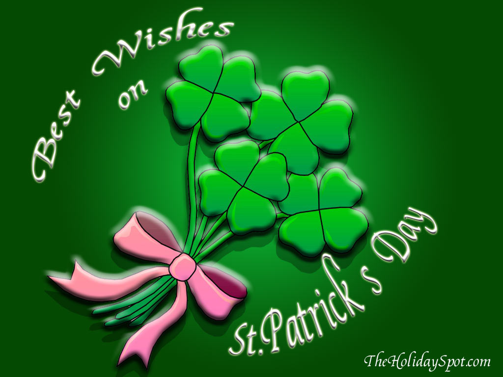 St Patricks Day Wallpaper HD ImageBankbiz 1024x768