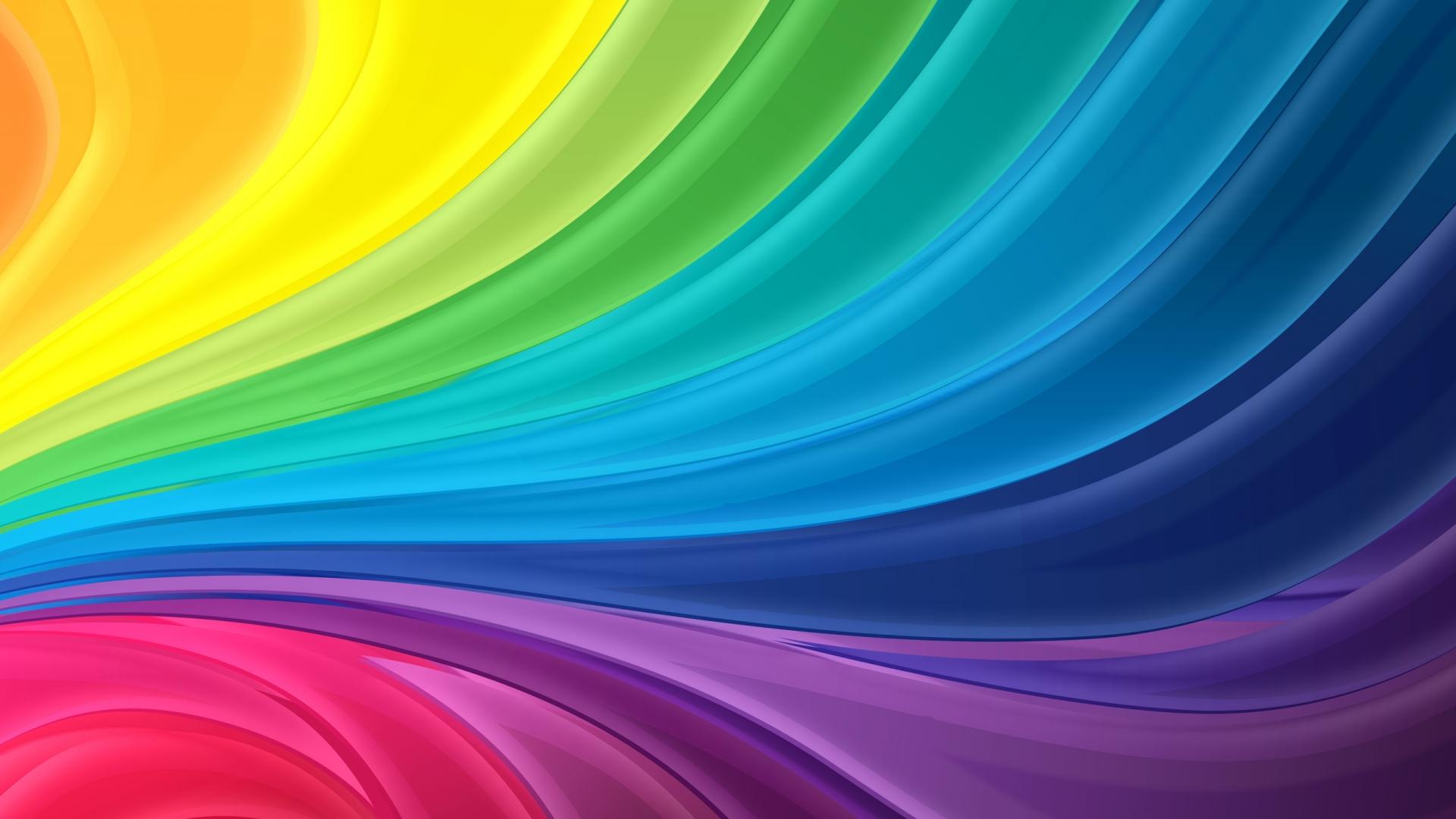 wallpaper Neon Rainbow Wallpapers hd wallpaper background desktop 1920x1080