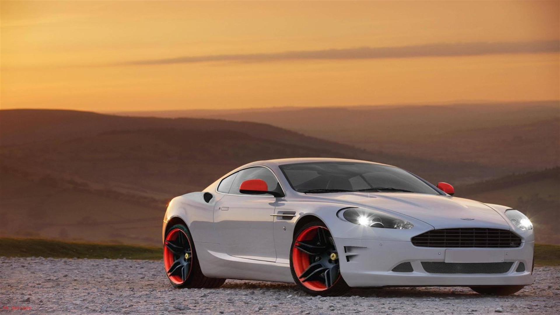 Aston Martin Wallpaper Hd