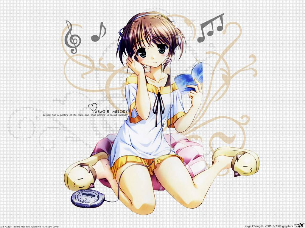 Cute Anime Girl Wallpaper - Anime & Manga Wallpaper