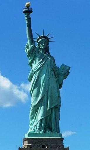 statue of liberty wallpaper widescreen wallpapersafari