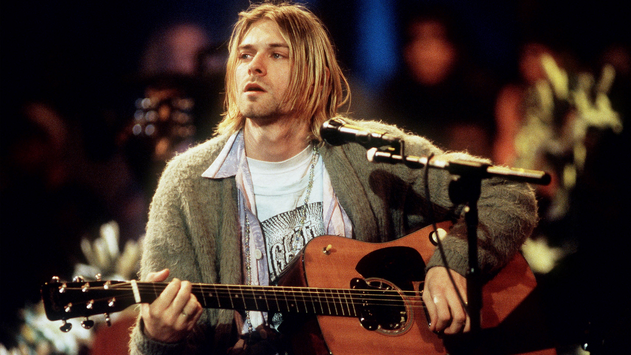 Kurt Cobain Wallpaper 6832944 2560x1440