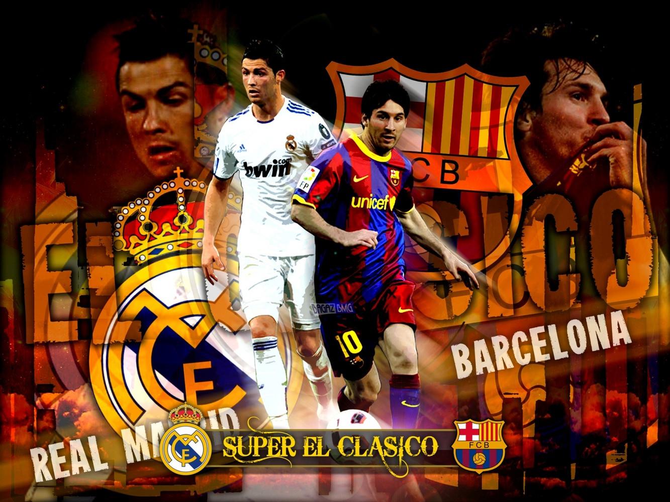 Foto Cristiano Ronaldo Vs Lionel Messi 2015 Terbaru 2015 1333x1000