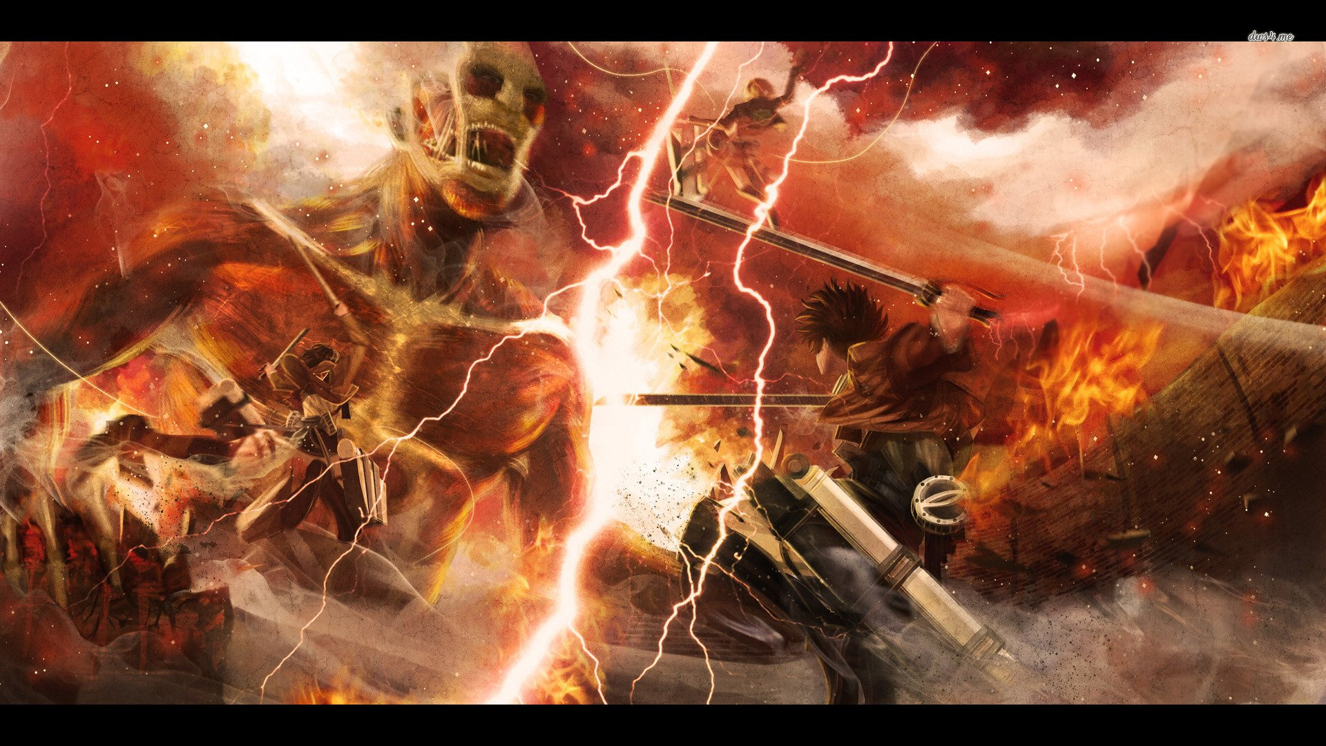 download Some speculate that Attack on Titan Season 2 will 1920x1080