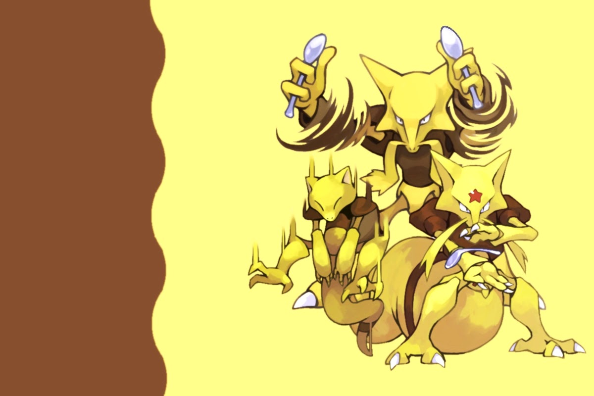 Pokemon Kadabra Evolution Images Pokemon Images 1200x800
