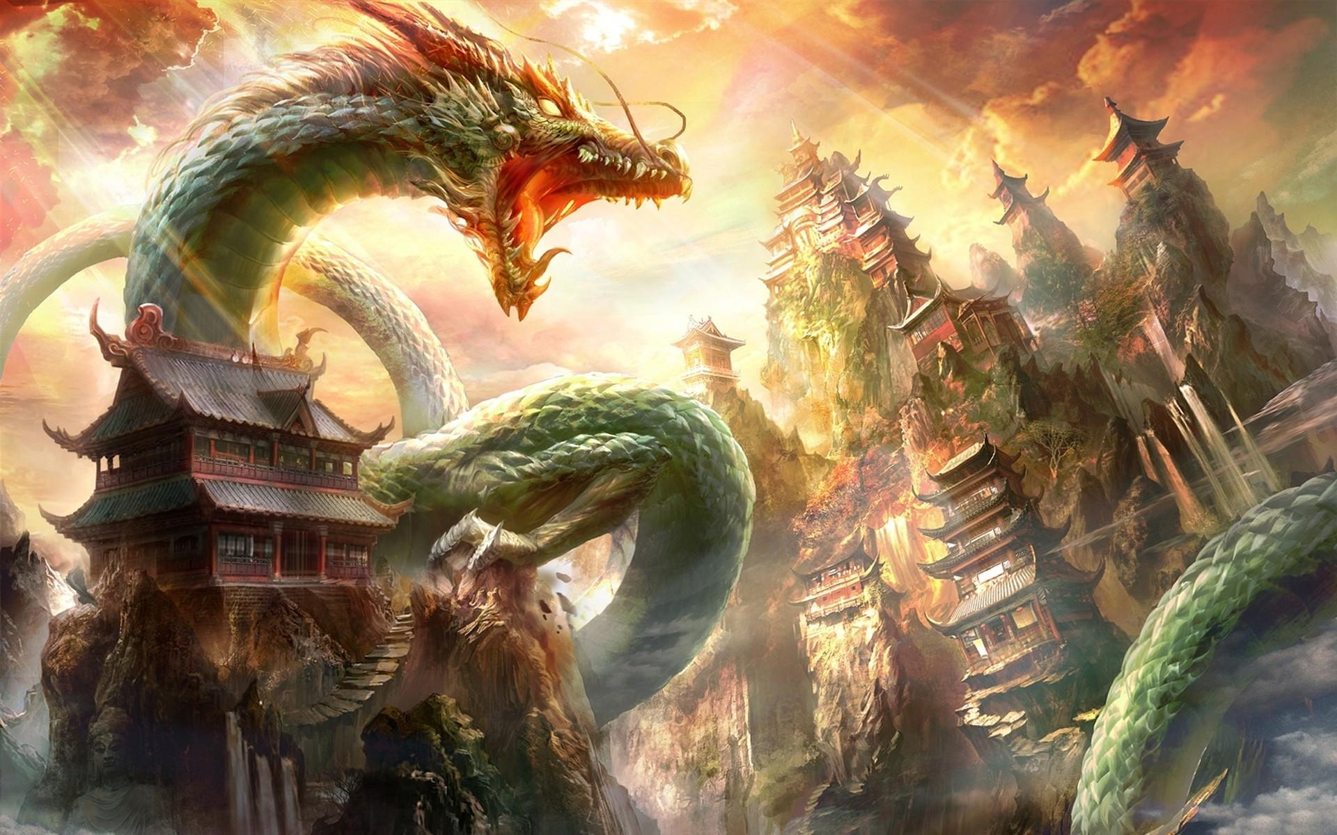 Oriental Dragon Wallpaper Oriental Dragon iPhone Wallpaper Oriental 1920x1200