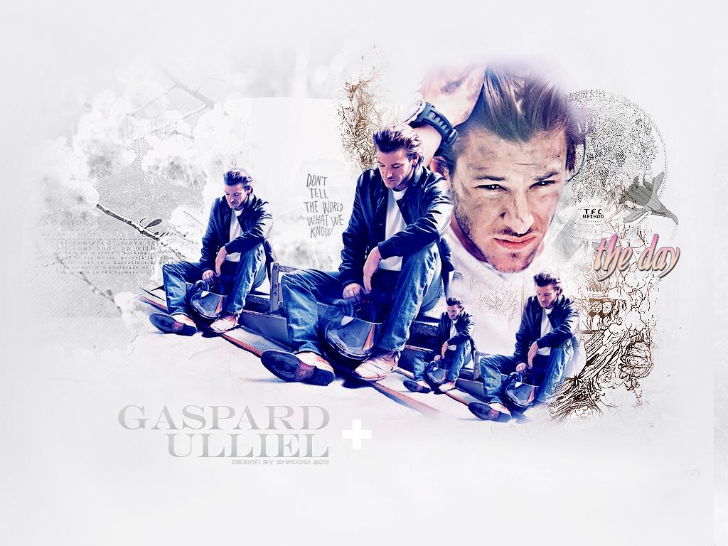 Wallpaper Gaspard Ulliel by shad designs 1024x768