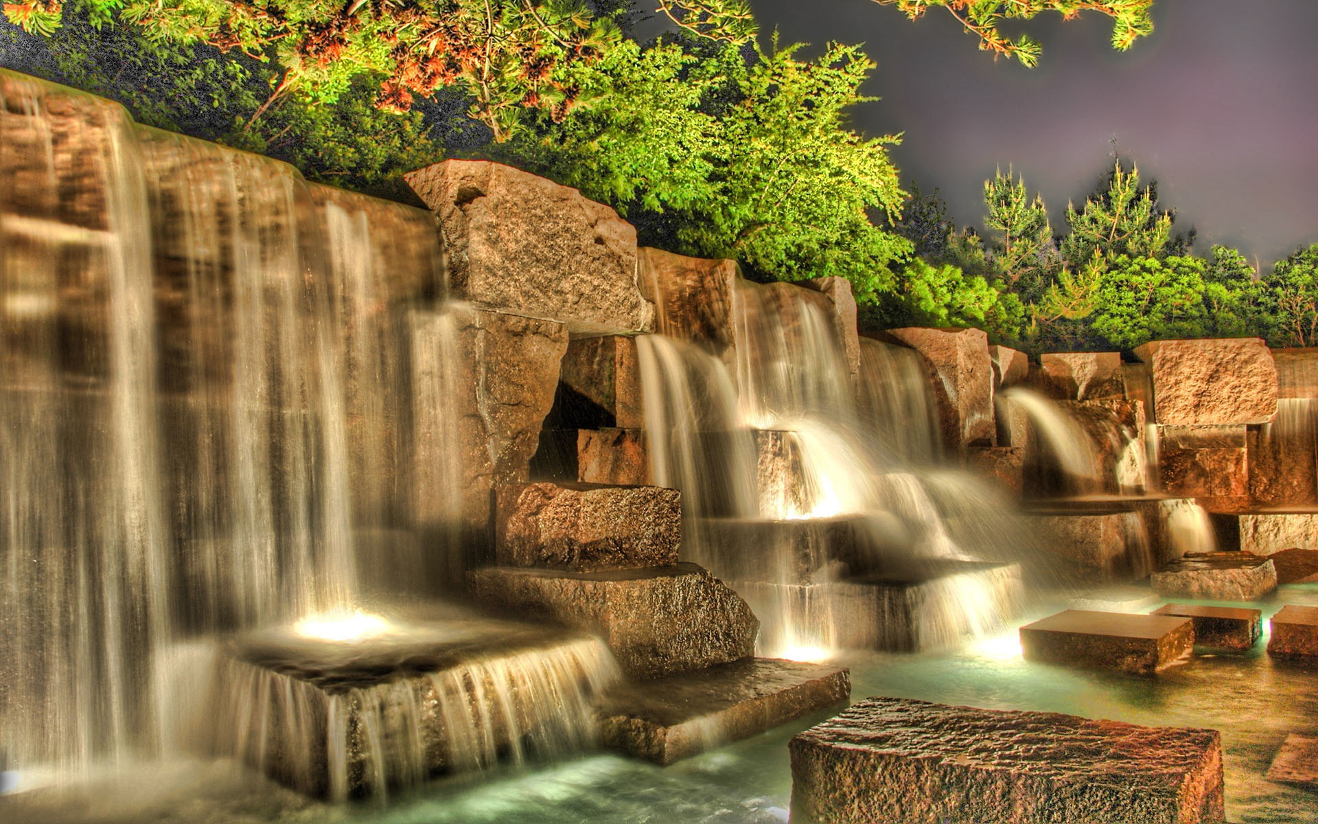waterfall live wallpaper free download for pc