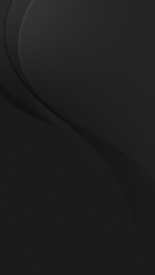 Black IPhone 5s Wallpaper