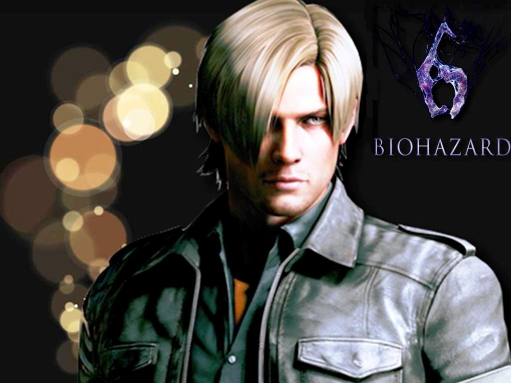 Leon RE6 wallpaper   Resident Evil Wallpaper 28963574 1024x768