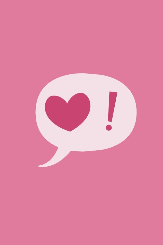 50 Cute Pink Wallpapers For Iphone On Wallpapersafari
