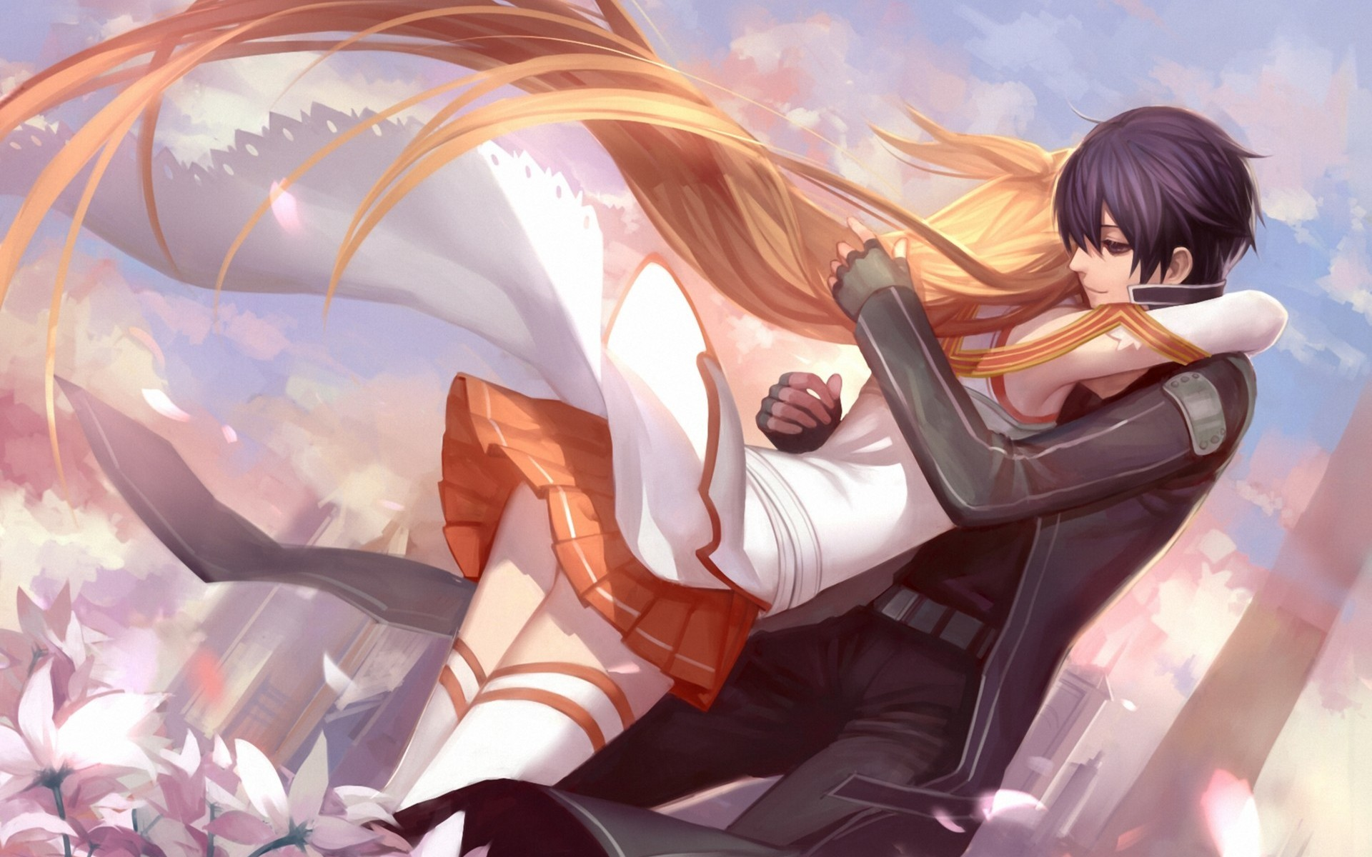 Anime love   Background Wallpapers for your Desktop and 1920x1200