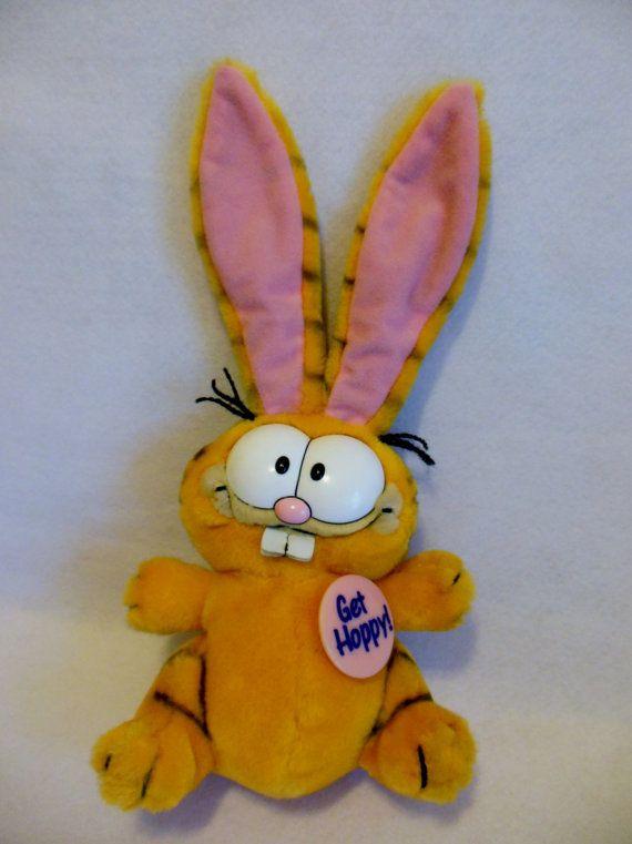 Garfield Easter Wallpaper Wallpapersafari