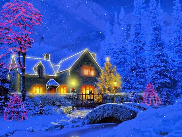 Animated Christmas Wallpaper For Windows 7   Wallpaper Animated 640x480
