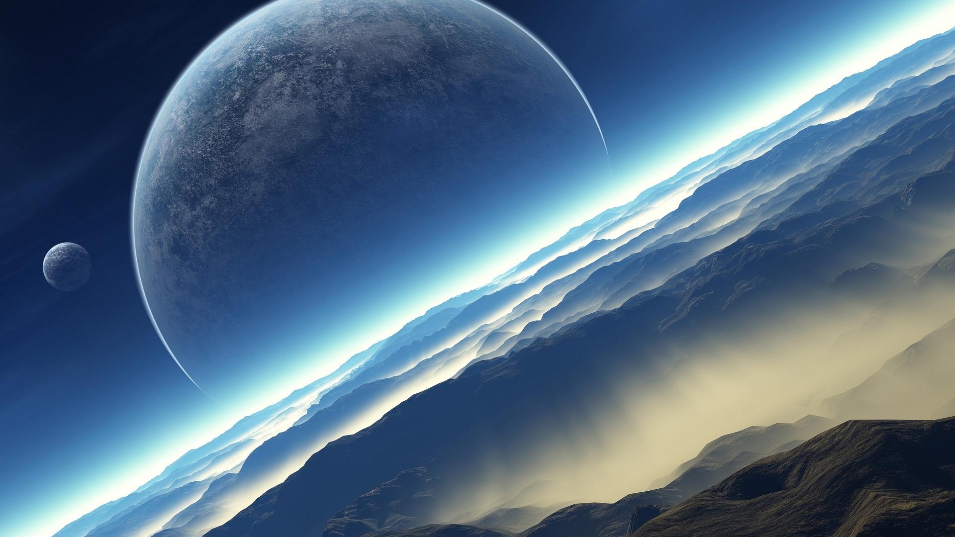 High Def Space Wallpaper - WallpaperSafari