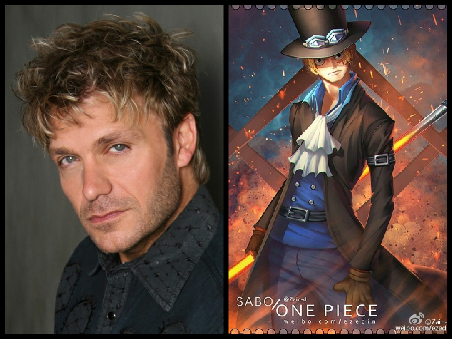 Vic Mignogna images One Piece HD wallpaper and background photos 900x675