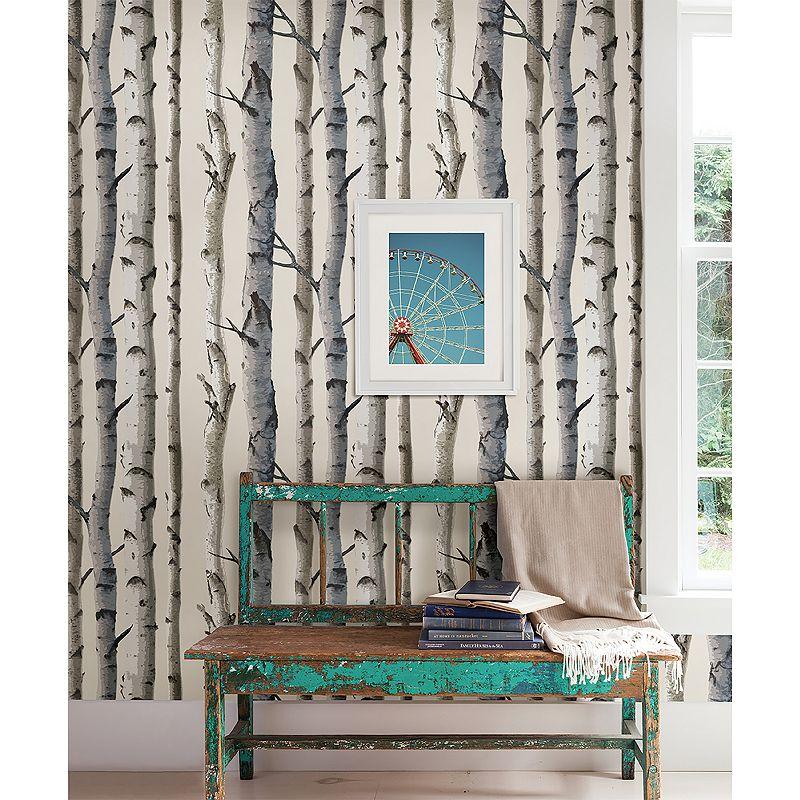 Birch Tree Wallpaper Home Depot   Search 800x800