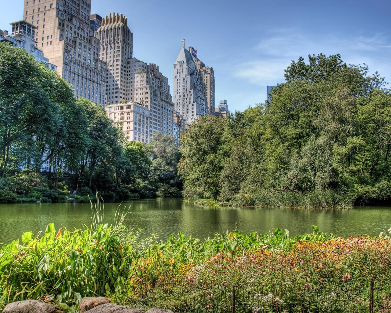 Central Park 1280x1024