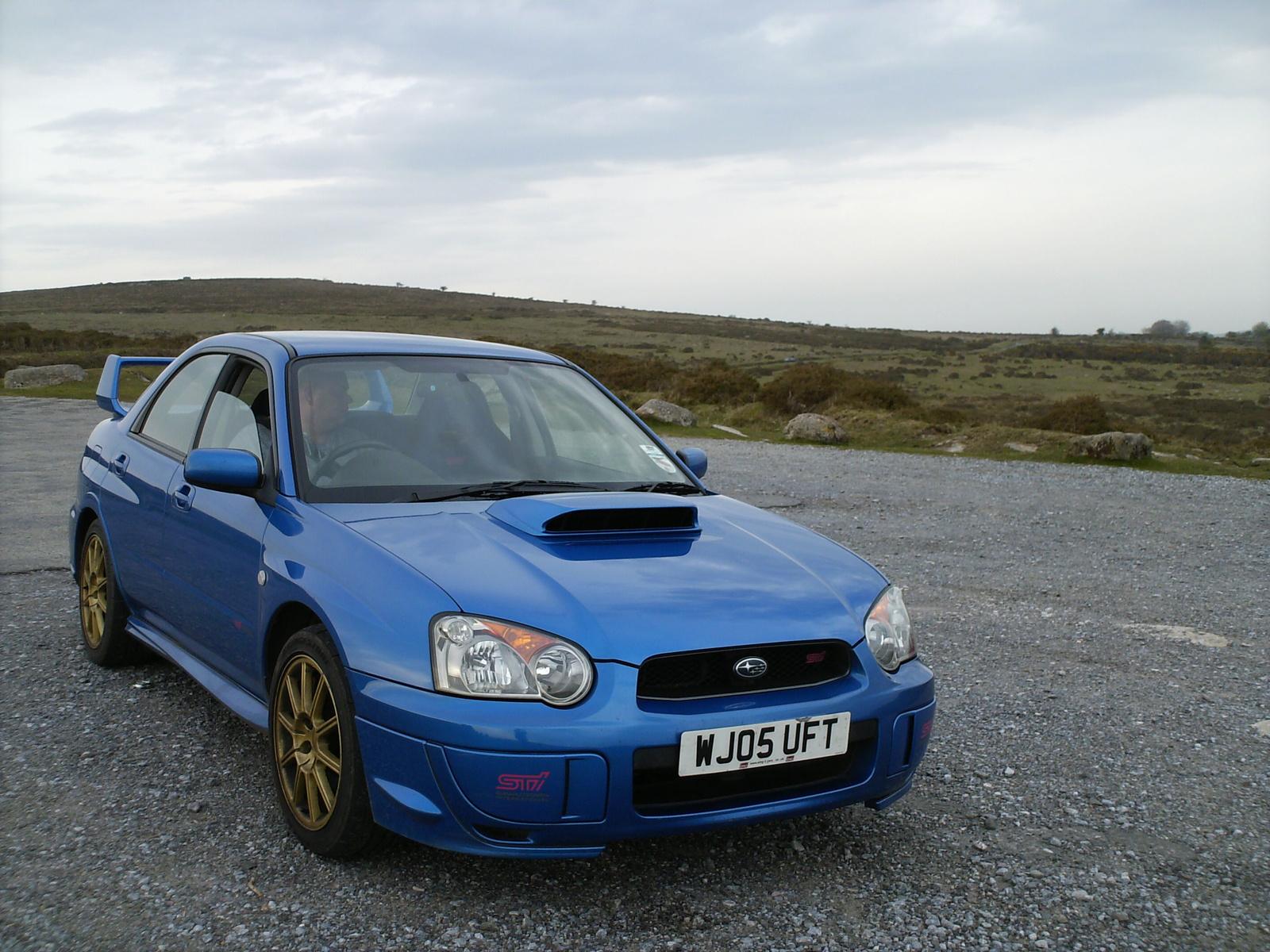 2005 Subaru Wrx Sti Wallpaper Wallpapersafari