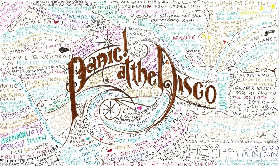 Panic At The Disco 2011 Wallpaper 900x537