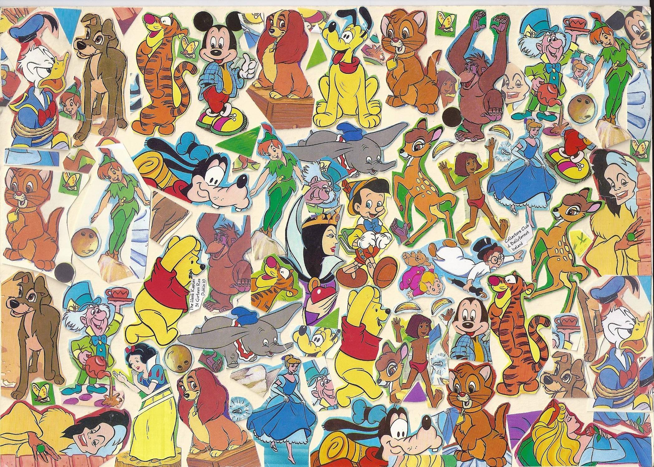 Disney Character Backgrounds Free Download   PixelsTalk.Net