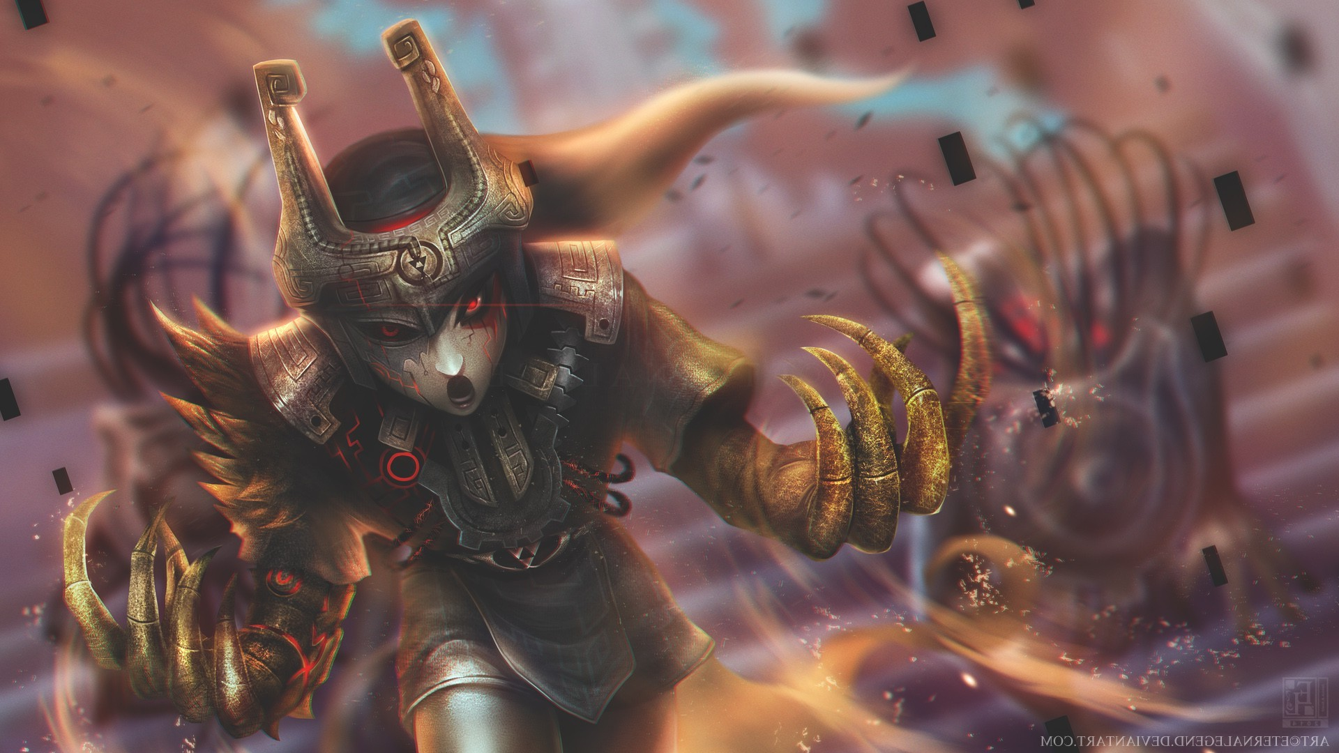 fantasy Art The Legend Of Zelda The Legend Of Zelda 1920x1080