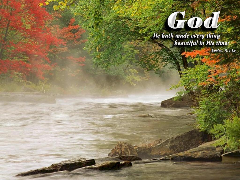 Bible Verse Desktop Wallpapers 1024x768