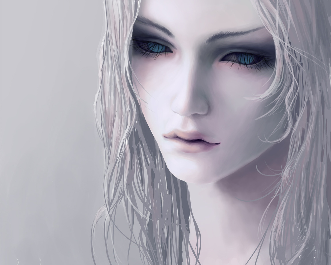 Pictures 3d graphics white elf wallpaper high resolution wallpapers 1280x1024