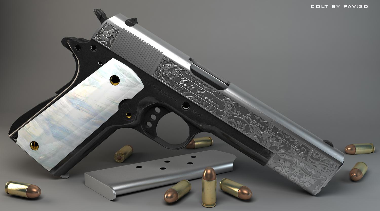 Colt 1911 Custom by jimficker 1500x835