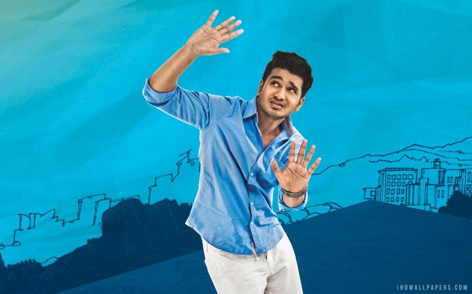 Nikhil Siddharth in Surya vs Surya Movie wallpaper movies and tv 970x606
