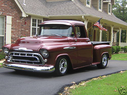 57s Chevy Pickup Truck Graphics Code 57s Chevy Pickup Truck 500x375