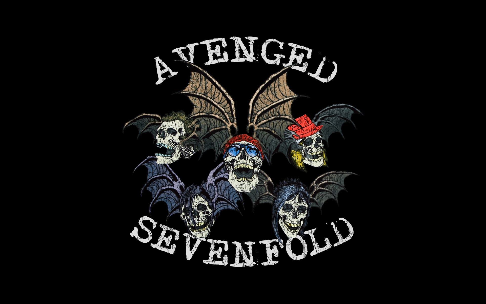 Avenged Sevenfold Wallpapers HD Download 1920x1200