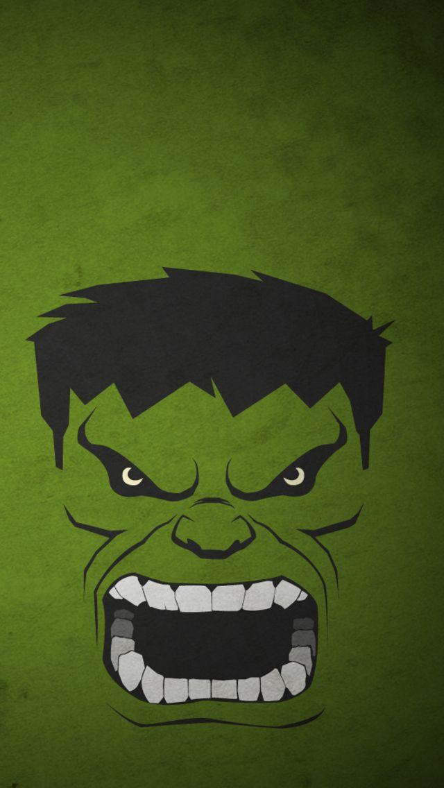 Hulk iPhone Wallpaper 640x1136