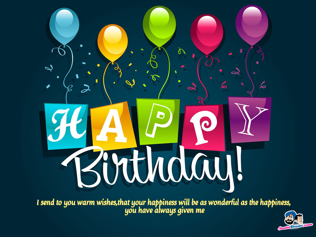 Birthday Wishes Wallpapers High Quality HD Archives 101 Happy 1024x768