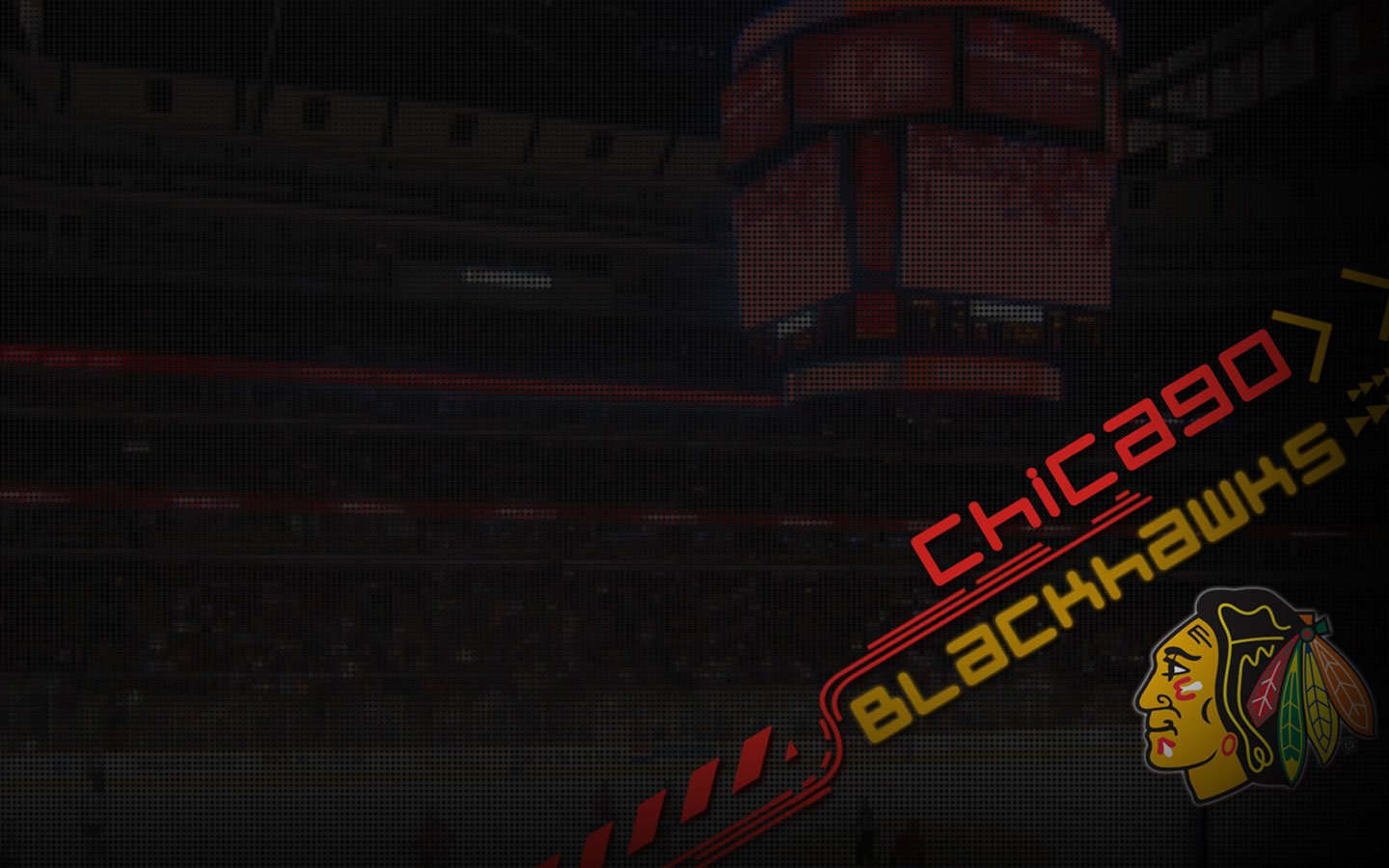 Chicago Blackhawks wallpapers Chicago Blackhawks background   Page 3 1440x900