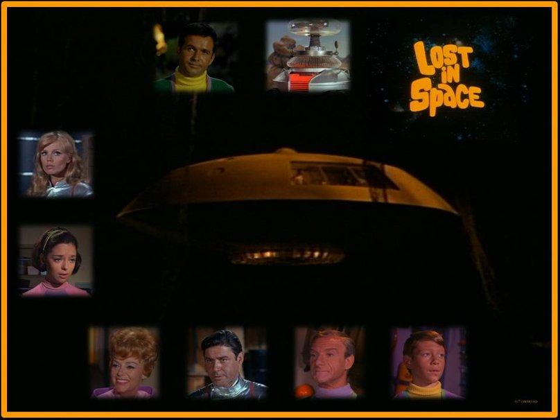 Lost in Space Cast 2 wallpaper   ForWallpapercom 808x606