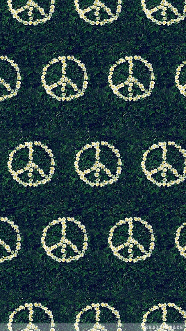 Daisy Peace iPhone Wallpaper