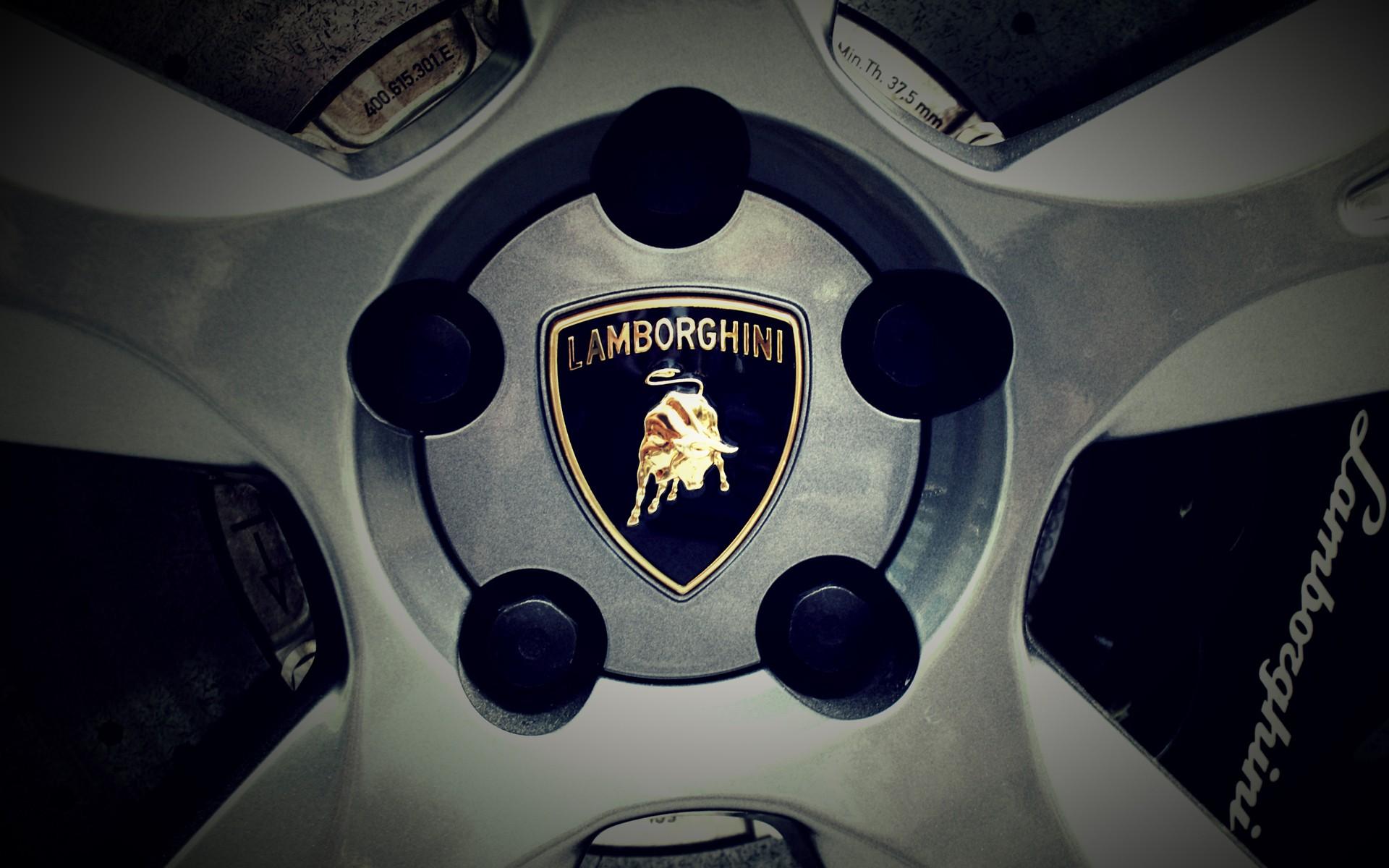 Lamborghini logo wallpaper high resolution