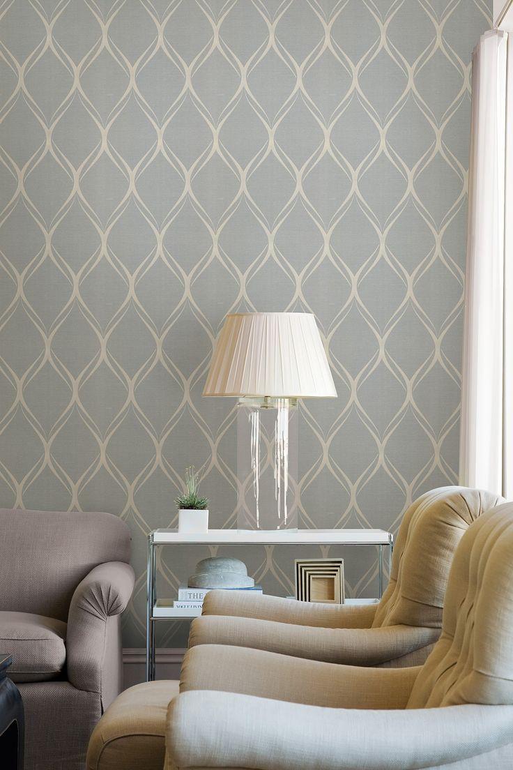 Wallpaper Ideas For Grey Living Room