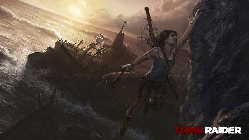 Tomb Raider Wallpaper in 1920x1080 860x484