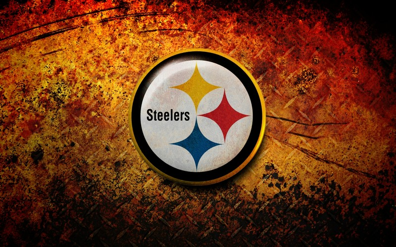 pittsburgh steelers rough steel phone wallpaper by chucksta 800x500