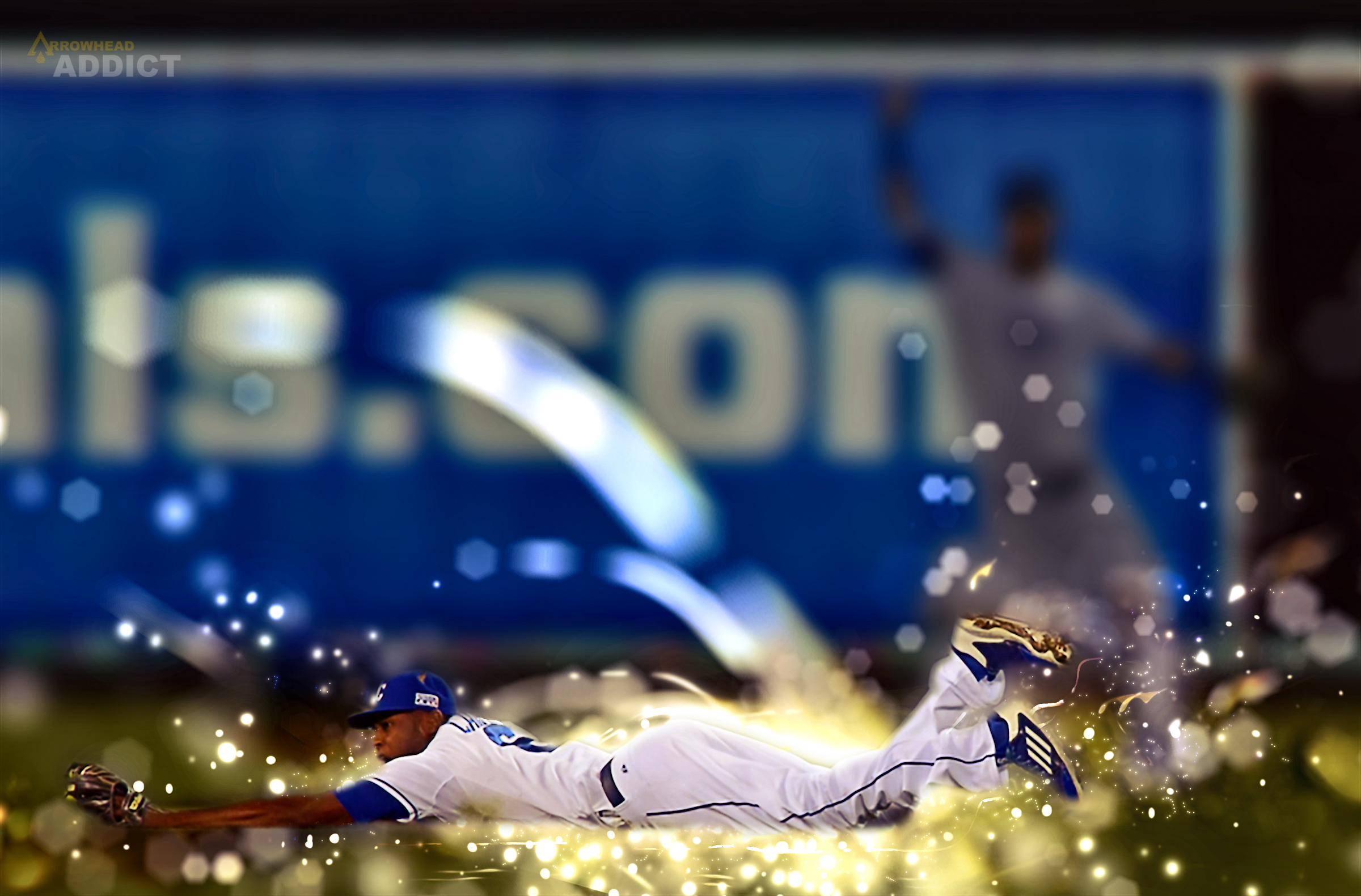 MLB ALDS Los Angeles Angels at Kansas City Royals 2400x1581